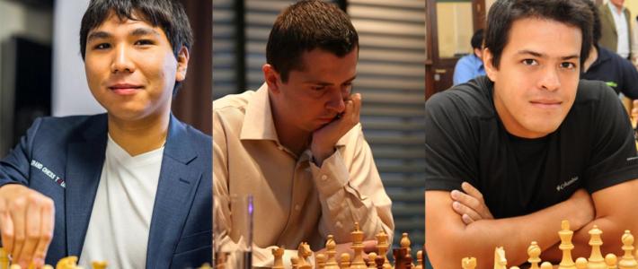 El campeón de EU saldrá de un desempate entre So y Onischuk, Iturrizaga alcanza la cima en Dubai