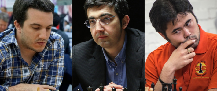 Bachmann lidera en Mar del Plata; Kramnik y Nakamura debutan con triunfo en Zurich