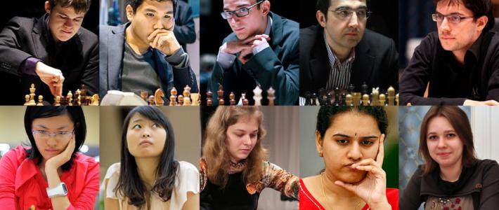 Análisis y curiosidades del ránking FIDE de Abril