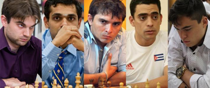 Shankland y Sasikiran lideran el Capablanca; Bruzón, González Vidal y Ruiz Castillo mandan en el Zonal 2.3
