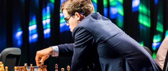 En rápidas no deja dudas: Carlsen único líder del Paris GCT