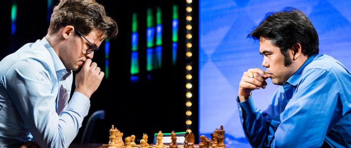 París GCT: Nakamura brilla en el blitz y se pone a un paso de Carlsen que sigue siendo el único líder