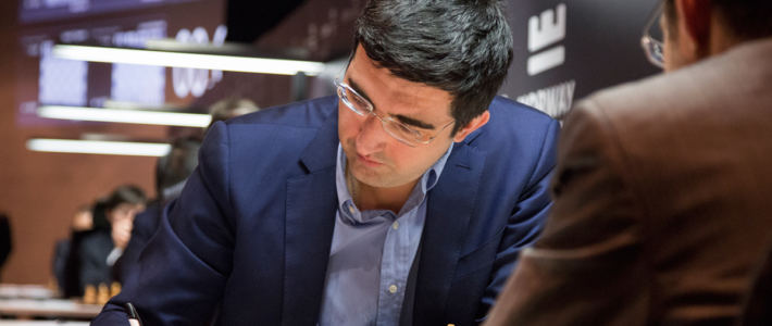 Norway Chess Rd.2: Kramnik gana y alcanza a Nakamura en la punta