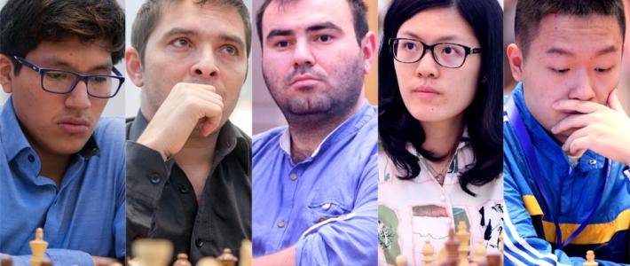 Se terminó el sueño para Cori y Bruzón; Mamedyarov, Hou Yifan y Wei Yi también se despiden de la copa