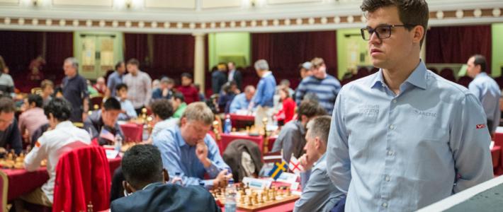 Carlsen es «el Hombre de la Isla»