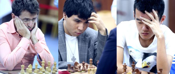 Aronian, So y Ding Liren ya están en semifinales