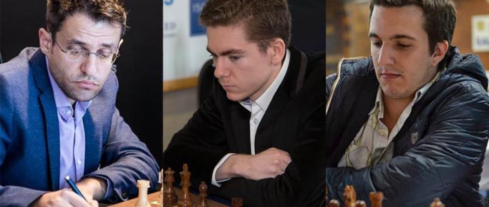 Aronian llega líder a la definición del Grand Prix; Antón y Bachmann comparten la punta en la Patagonia