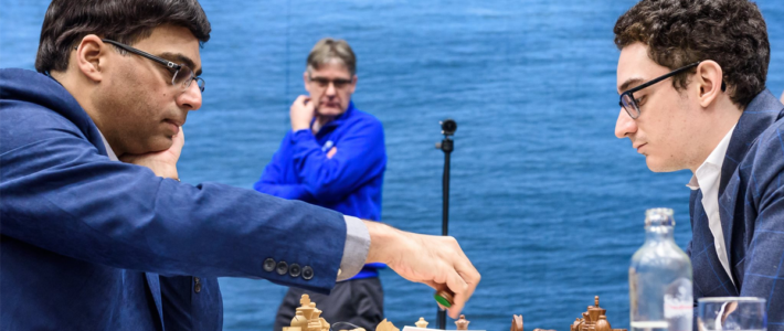 Tata Steel Rd3: Anand vence a Caruana y alcanza a Giri en la punta