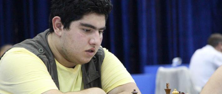 Otra joven promesa de primer nivel se asoma: Maghsoodloo, a un paso de quedarse con el Sharjah Masters