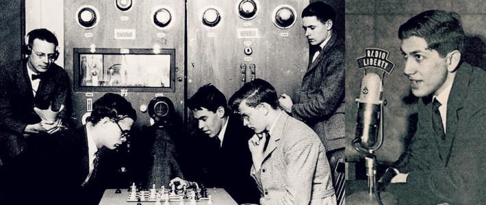 Radio y ajedrez