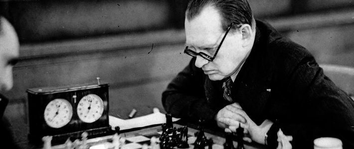 Alexander Alekhine: una vida tumultuosa