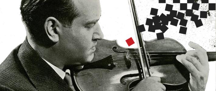 Un violinista en el tablero